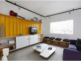 70平米北欧风格装修  简洁空间舒适至极