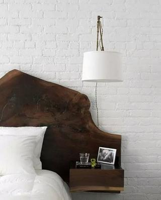 """10个卧室床头设计图片 去访""""变态""""环保家6/10"""