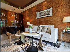 110平现代简约风格样板房装修  最美的时光