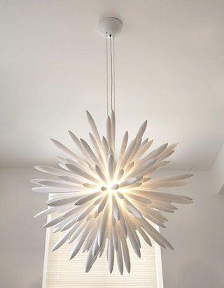 塑料创意灯具欣赏图片