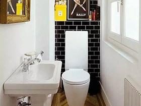10个小户型卫生间装修 实用不失看点