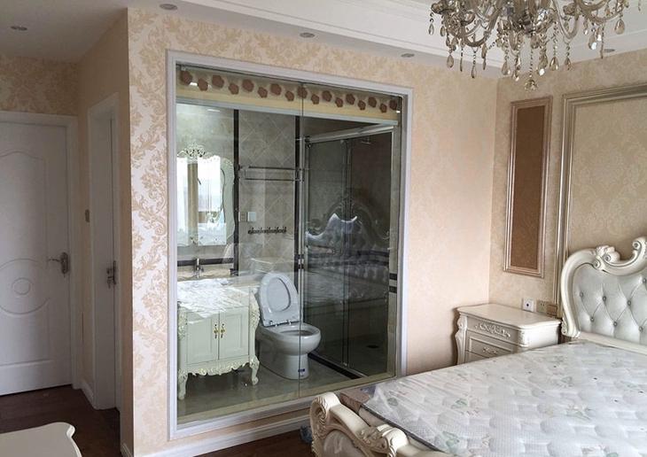 奢华风欧式风格装修卧室设计