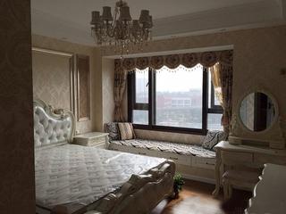 奢华风欧式风格装修欧式卧室效果图