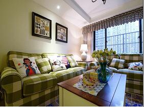 田园风格公寓装修图  世外桃源般的美妙