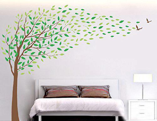客厅手绘背景墙装修装饰效果图