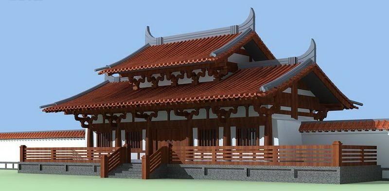 中國古建筑