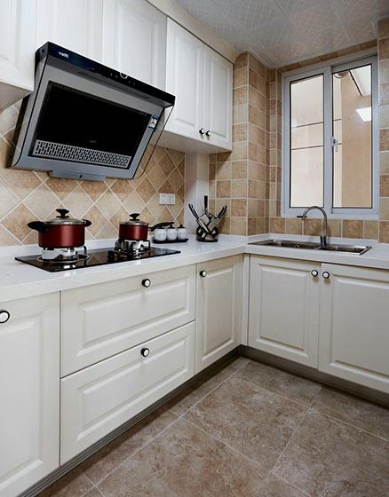 88㎡两居室厨房设计图
