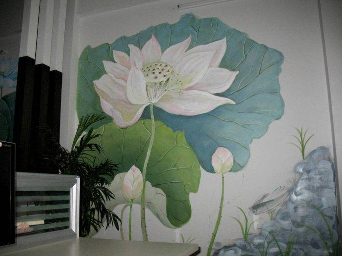 手绘墙画设计注意事项,手绘墙画步骤,手绘墙画用什么