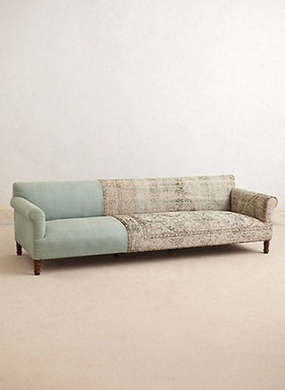 个性沙发布艺搭配图片