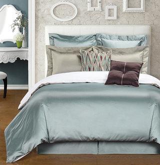 卧室布艺设计布置图片