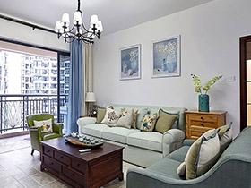 現代簡約風格五室二廳裝修圖 歲月靜好
