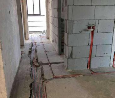 装修是先砌墙还是先水电?弄错了要出事的