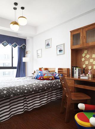 90㎡两室一厅卧室效果图