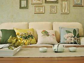 12万两居室装修效果图 给你一个韩式田园