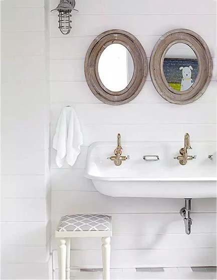 卫生间镜子图片大全