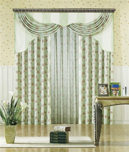 窗帘的款式主要有哪些