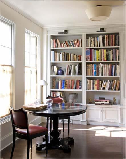 休闲书房装修图片