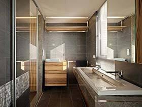 好设计与你分享  10个现代风格卫生间图片