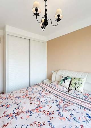 110平米混搭风格卧室图片