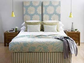 陪你入睡的光  11个床头吊灯设计装修图