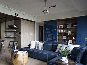 170平现代简约风格装修 新时代机能住宅