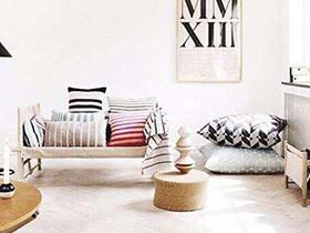 10个北欧风格几何抱枕图片 激活沉闷空间