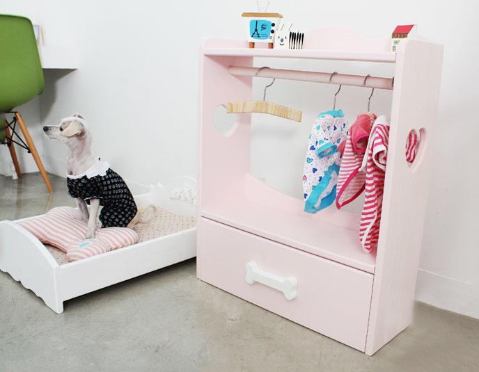 宠物家居卧室装修效果图