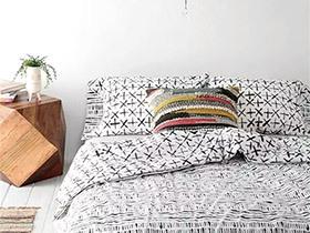 10个北欧风格卧室床品设计 尽享温暖