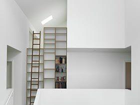 通往天堂的设计  10个室内楼梯设计图片