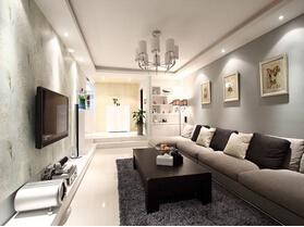 优雅品质宜家风 我家的三居室很温馨