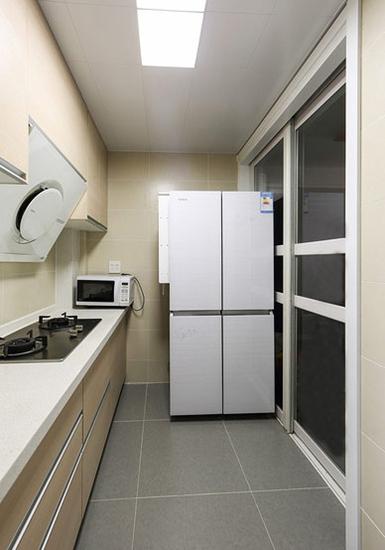 宜家风格小复式装修厨房设计图-装修效果图案例 2017年装修效果图 图片