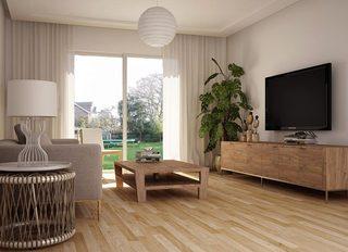 木质客厅设计装修效果图