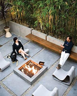 庭院露台装修设计