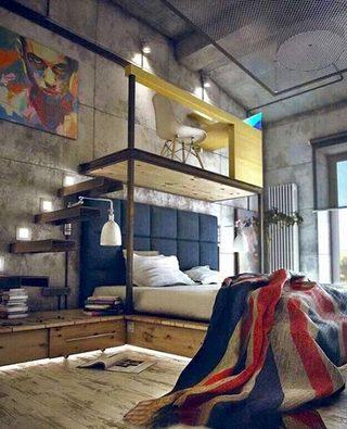 loft公寓设计参考图片大全