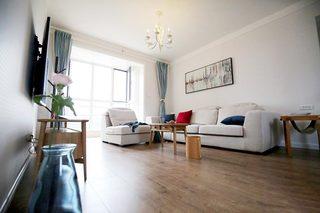 89㎡北欧两居室装修装饰效果图