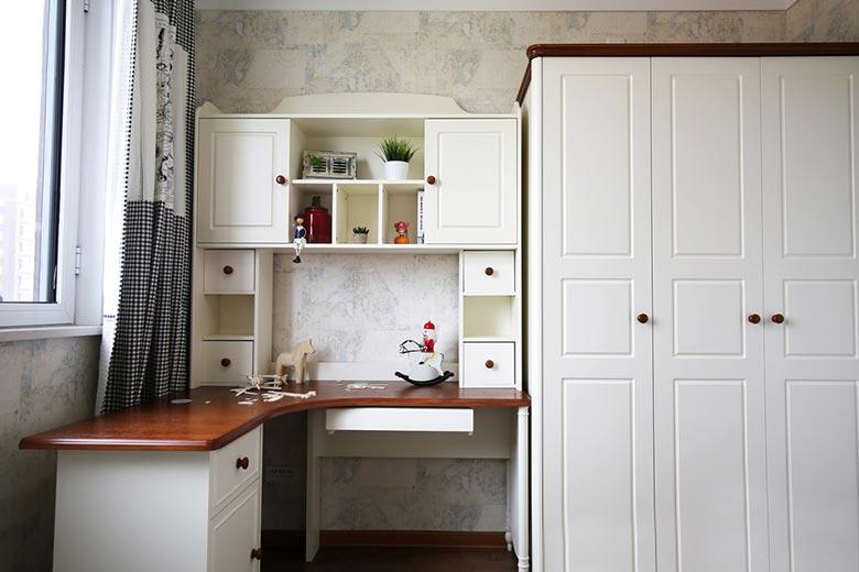 89㎡北欧两居室衣柜图片