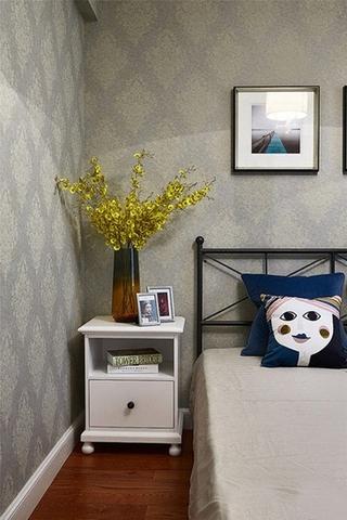 就爱古典美 这样的美式风格装修很好看卧室效果图