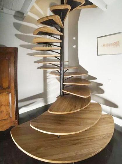 旋转楼梯设计图片大全