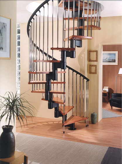 旋转楼梯设计平面图