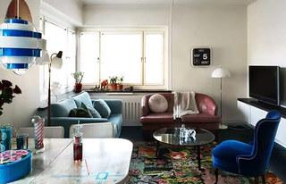 60平小公寓装修效果图