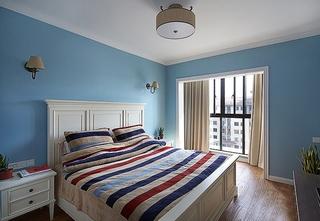欧式风格小复式装修卧室效果图装修