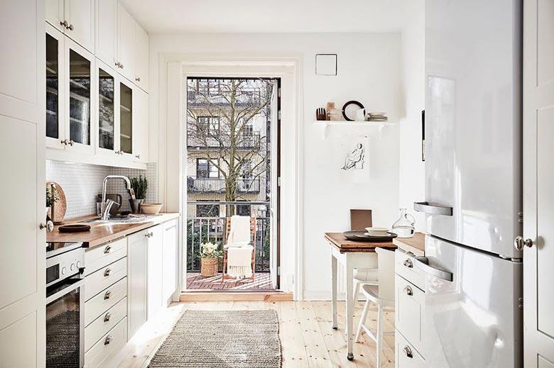 精品北欧公寓厨房图片