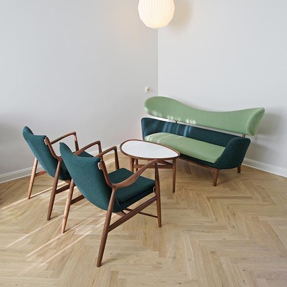 双人沙发设计平面图片