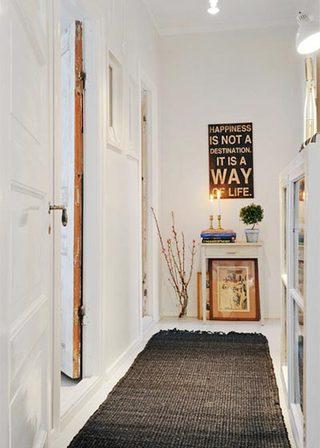 室内走廊设计实景图