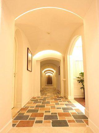 室内走廊布置参考图片