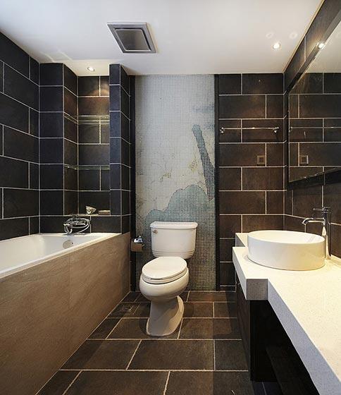 120平米中式两居室卫生间图片
