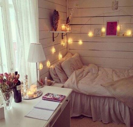 森系卧室设计装饰图片