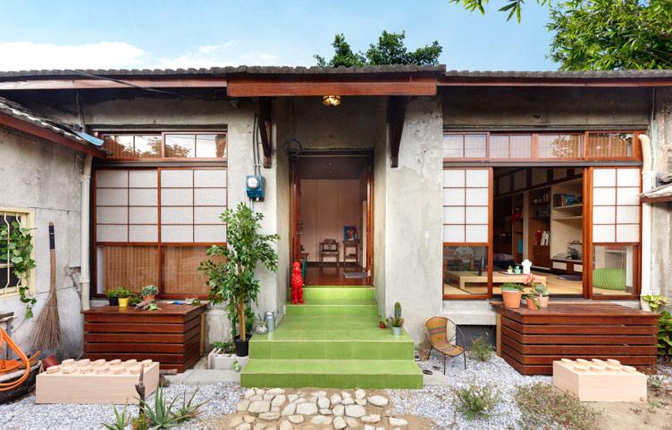 135平旧房改造庭院装修设计
