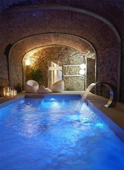 梦幻浴室装修装饰效果图