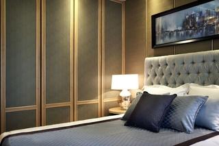简约风格四房两厅装修卧室衣柜设计